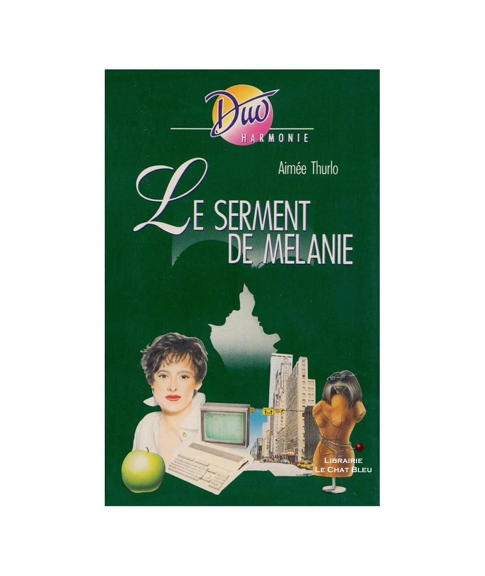 N° 244 - Le serment de Mélanie (Aimée Thurlo)