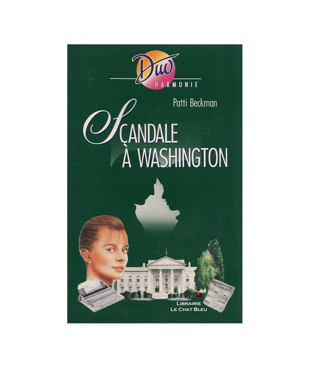 N° 246 - Scandale à Washington (Patti Beckman)