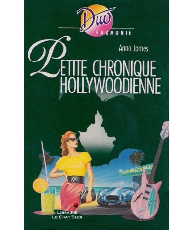Petite chronique hollywoodienne (Anna James) - Duo Harmonie N° 231