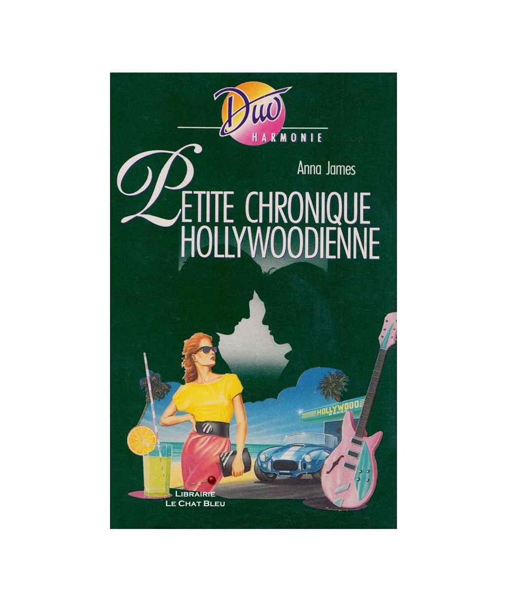N° 231 - Petite chronique hollywoodienne (Anna James)