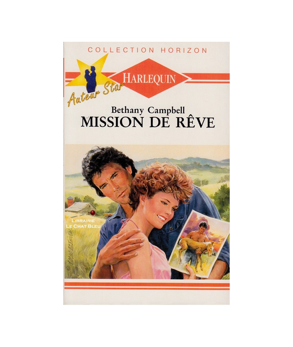N° 1011 - Mission de rêve (Bethany Campbell)