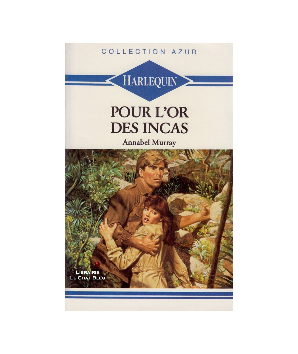 N° 915 - Pour l'or des Incas (Annabel Murray)