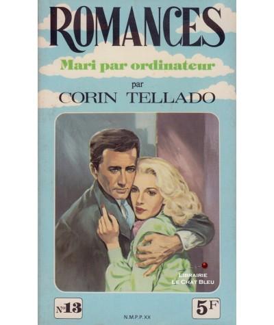 Mari par ordinateur (Corin Tellado) - Romances N° 13