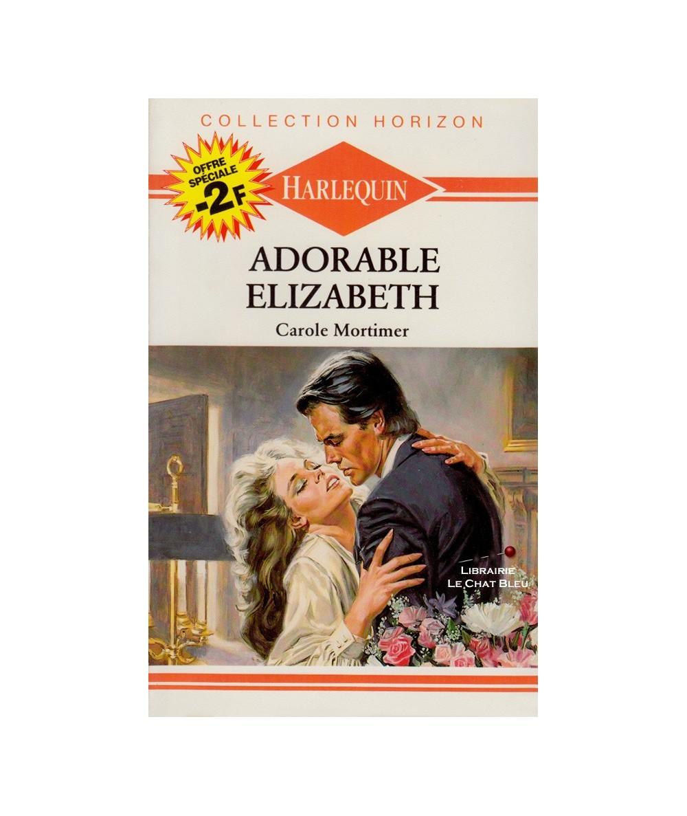 N° 704 - Adorable Elizabeth (Carole Mortimer)