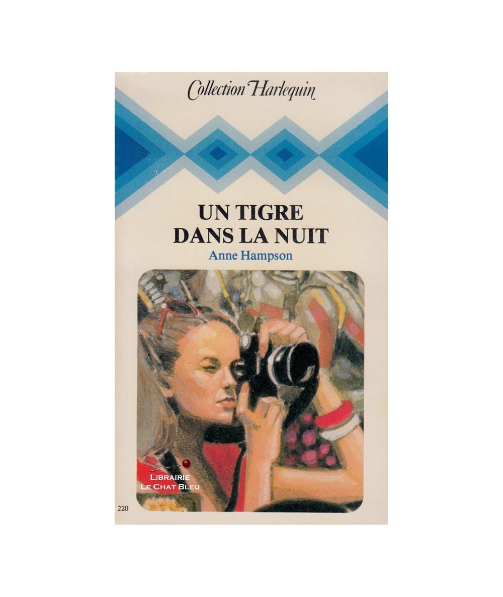 N° 220 - Un tigre dans la nuit (Anne Hampson)