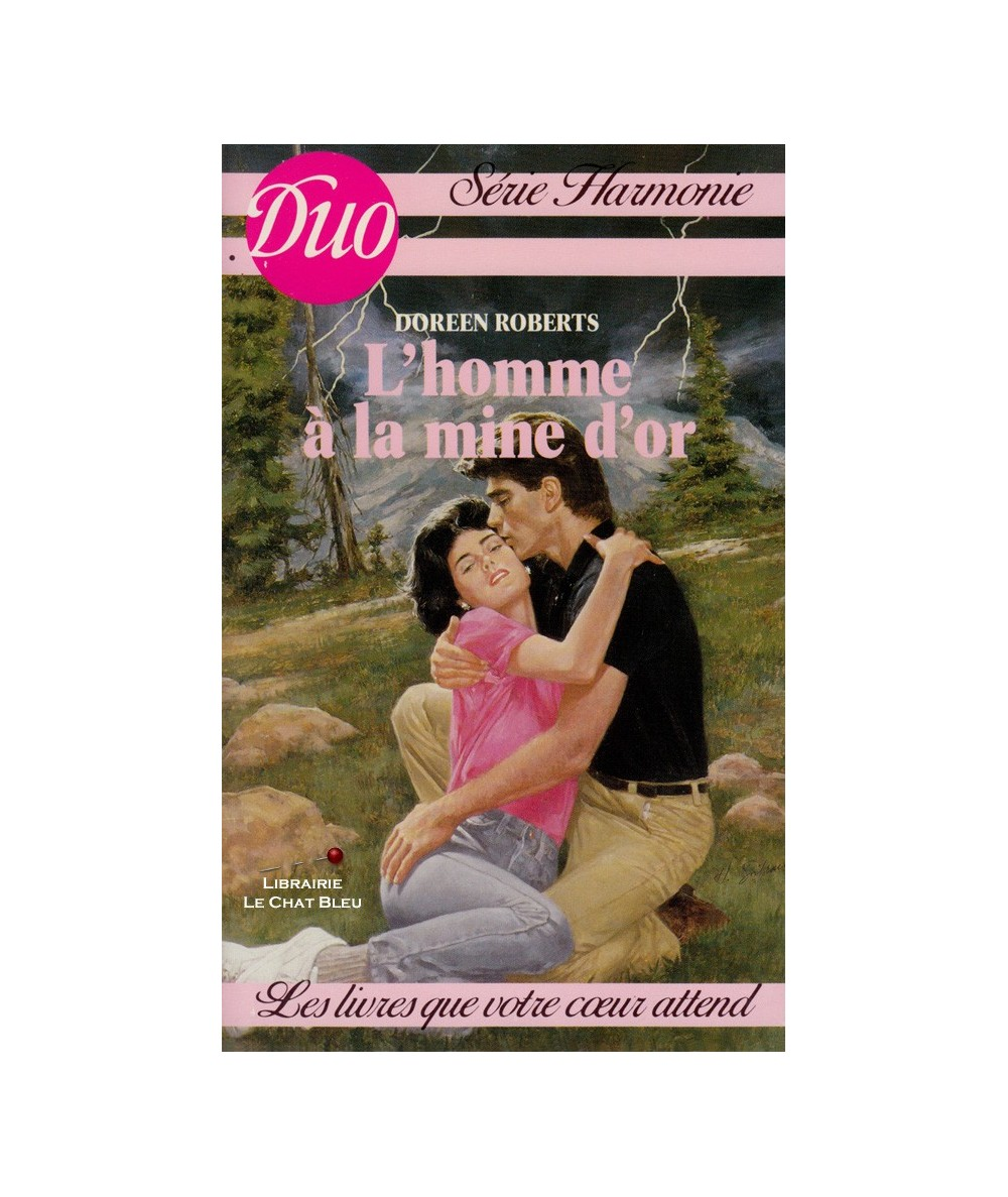 N° 196 - L'homme à la mine d'or (Doreen Roberts)