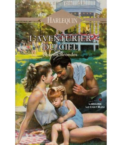 L'aventurier du ciel (Sharon Brondos) - Harlequin Or N° 393