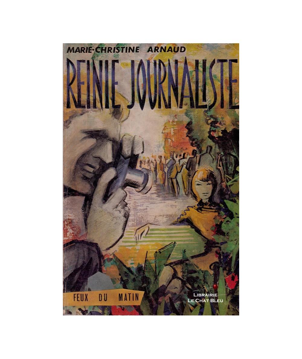 Feux du matin N° 5 - Reinie journaliste (Marie-Christine Arnaud)