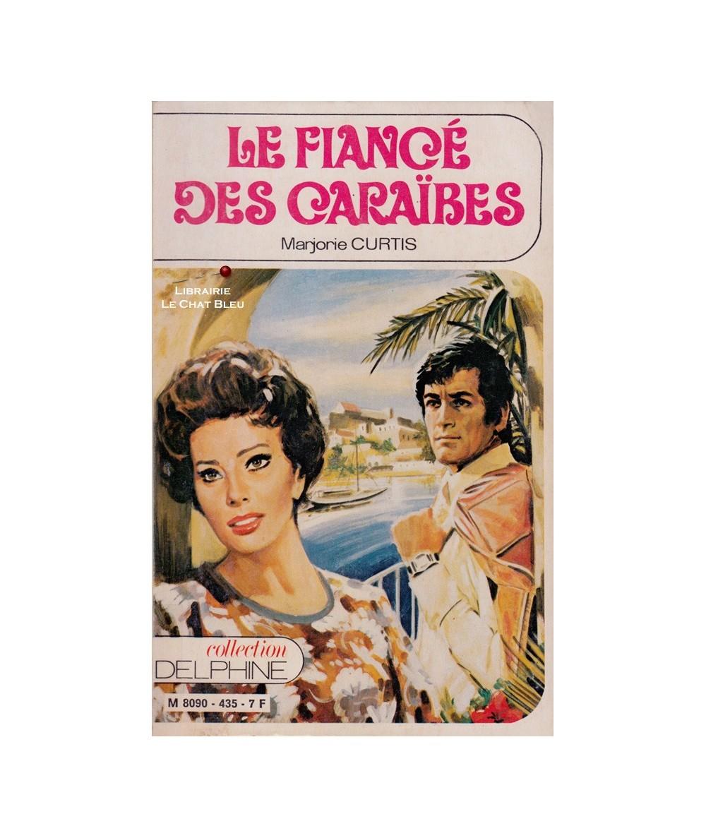 N° 435 - Le fiancé des Caraïbes (Marjorie Curtis)