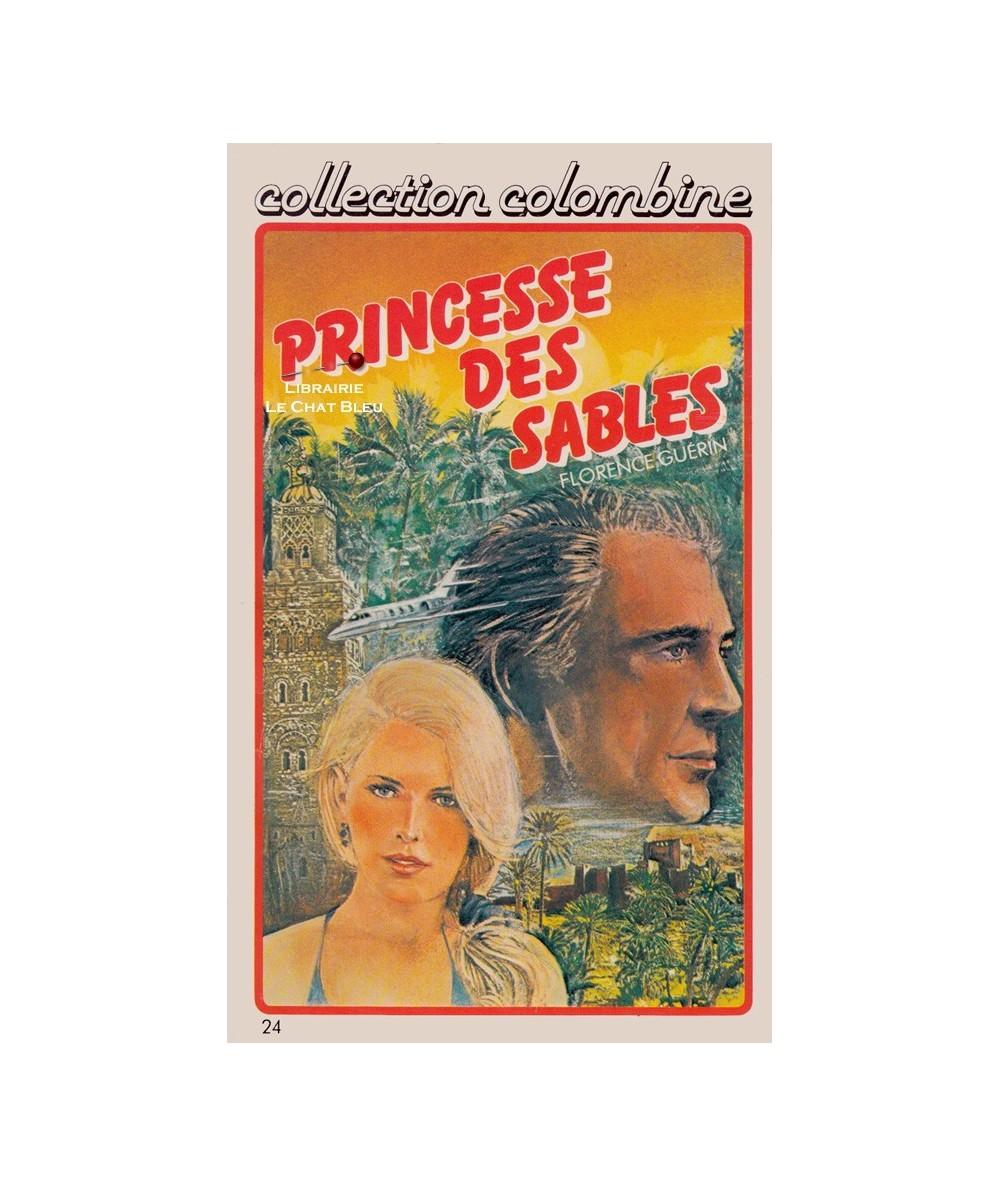 N° 24 - Princesse des sables (Florence Guérin)