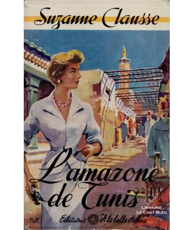 L'amazone de Tunis (Suzanne Clausse) - A la Belle Hélène