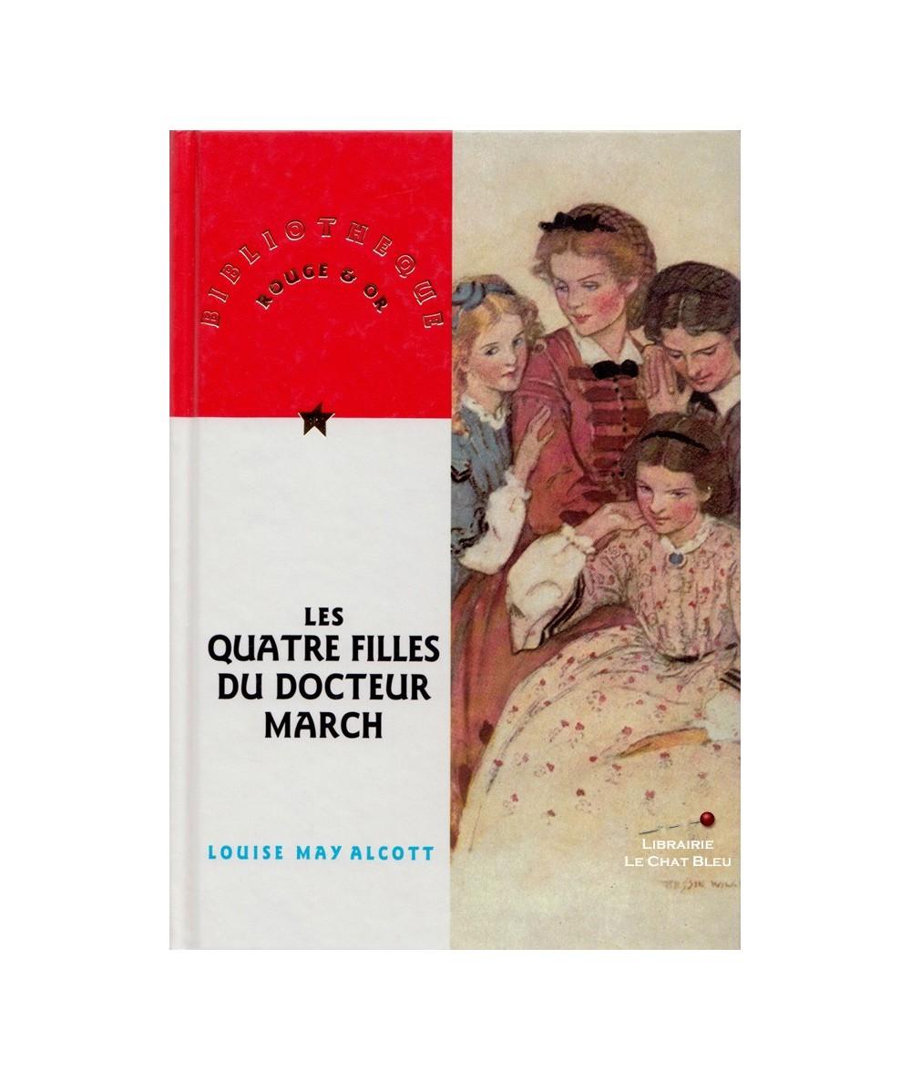 N° 6 - Les quatre fille du docteur March (Louise May Alcott)