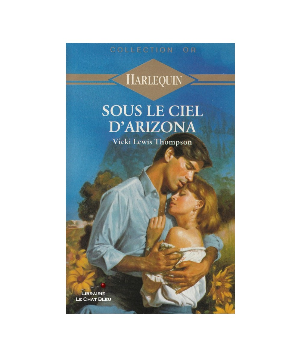 N° 263 - Sous le ciel d'Arizona (Vicki Lewis Thompson)