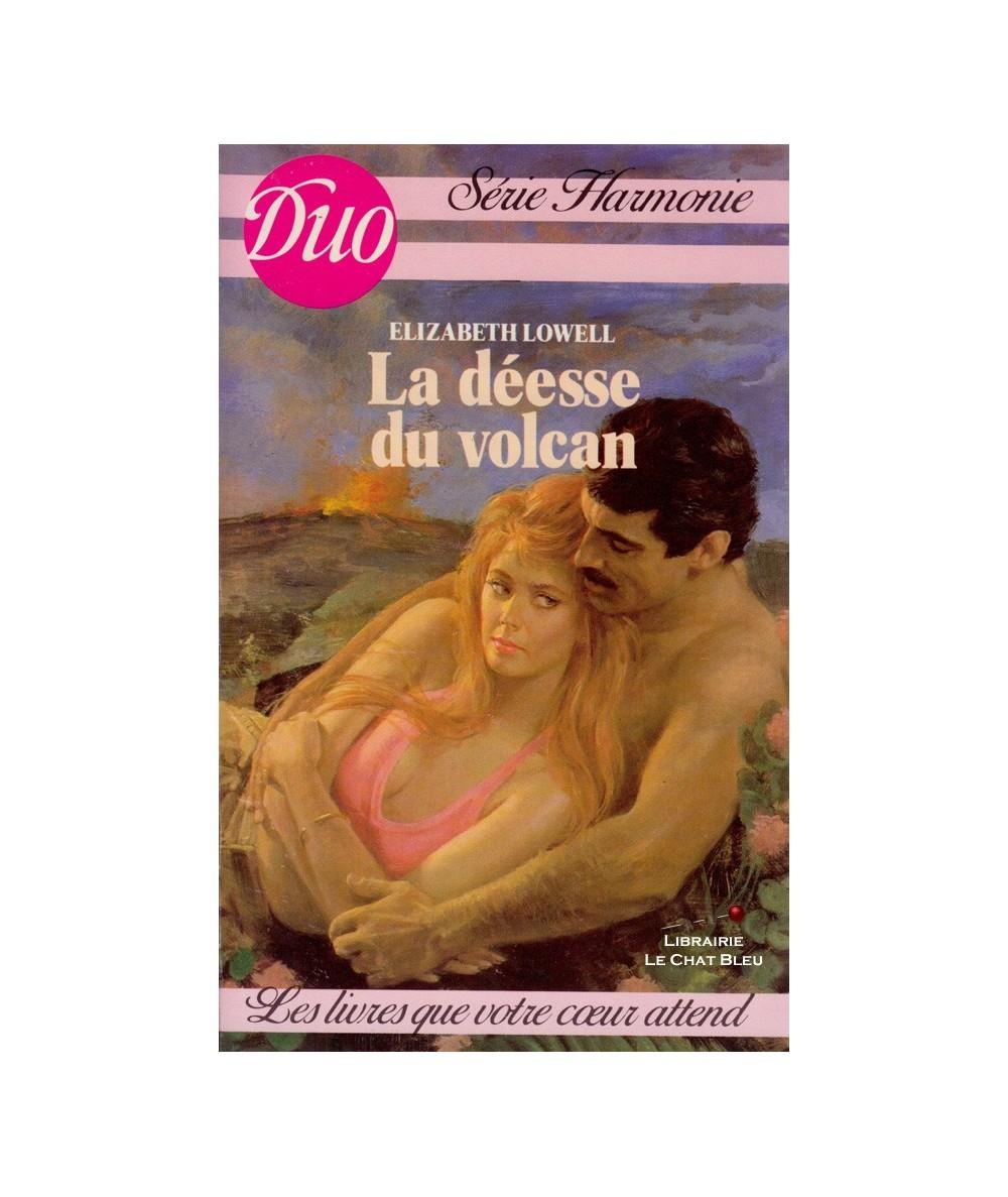 N° 192 - La déesse du volcan (Elizabeth Lowell)
