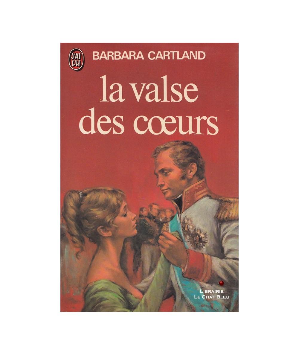 N° 828 - La valse des coeurs (Barbara Cartland)