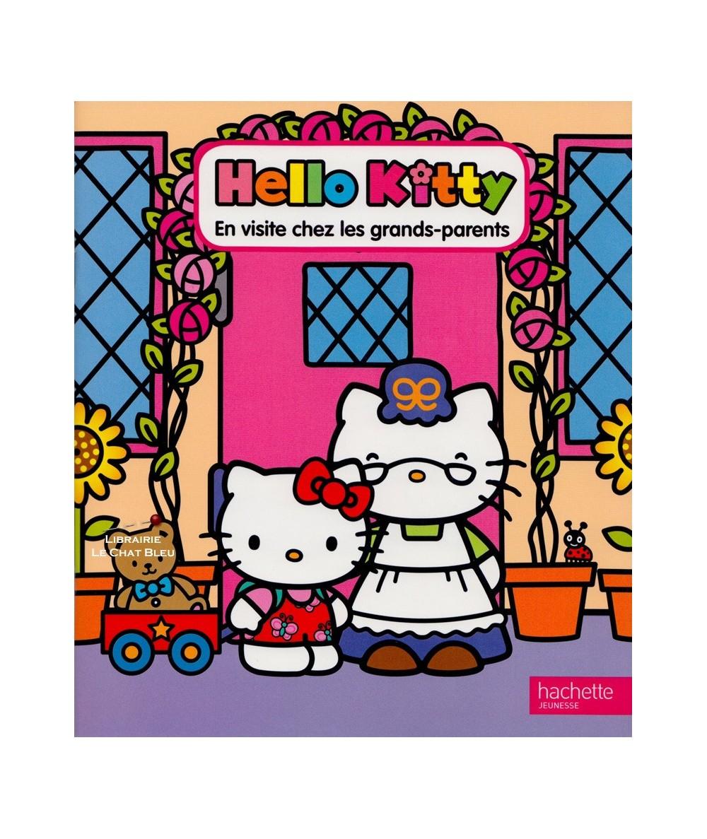 Hello Kitty en visite chez les grands-parents (Elizabeth Smith, Jean Hirashima)