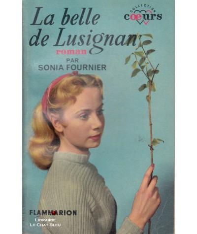 La belle de Lusignan (Sonia Fournier) - Collection Cœurs N° 17