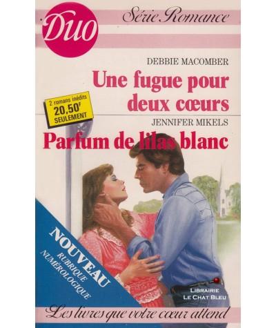 Une fugue pour deux coeurs - Parfum de lilas blanc - Duo Romance N° 331/332