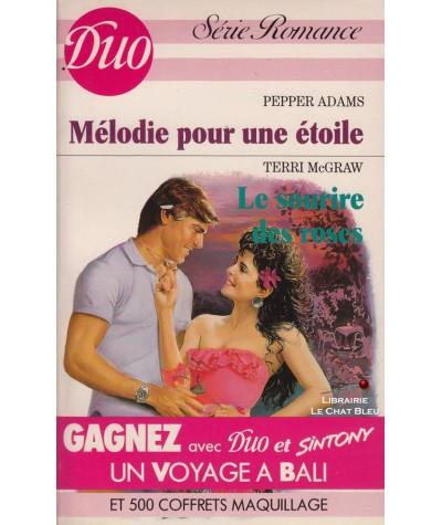 Mélodie pour une étoile - Le sourire des roses - Duo Romance N° 339/340