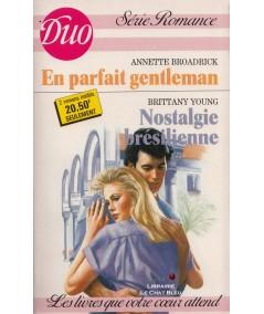 En parfait gentleman - Nostalgie brésilienne - Duo Romance N° 349/350