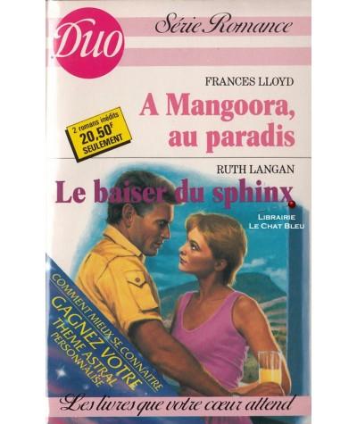 A Mangoora au paradis - Le baiser du sphinx - Duo Romance N° 355/356