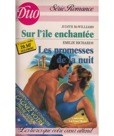 Sur l'île enchantée - Les promesses de la nuit - Duo Romance N° 357/358