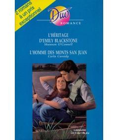 L'héritage d'Emily Blackstone - L'homme des monts San Juan - Duo Romance N° 524
