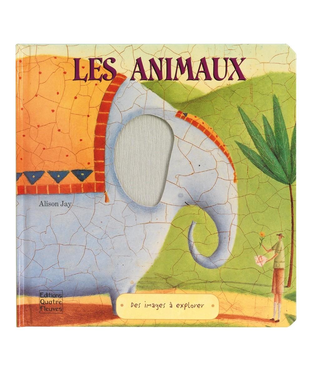 Livre à toucher : Les animaux (Alison Jay)