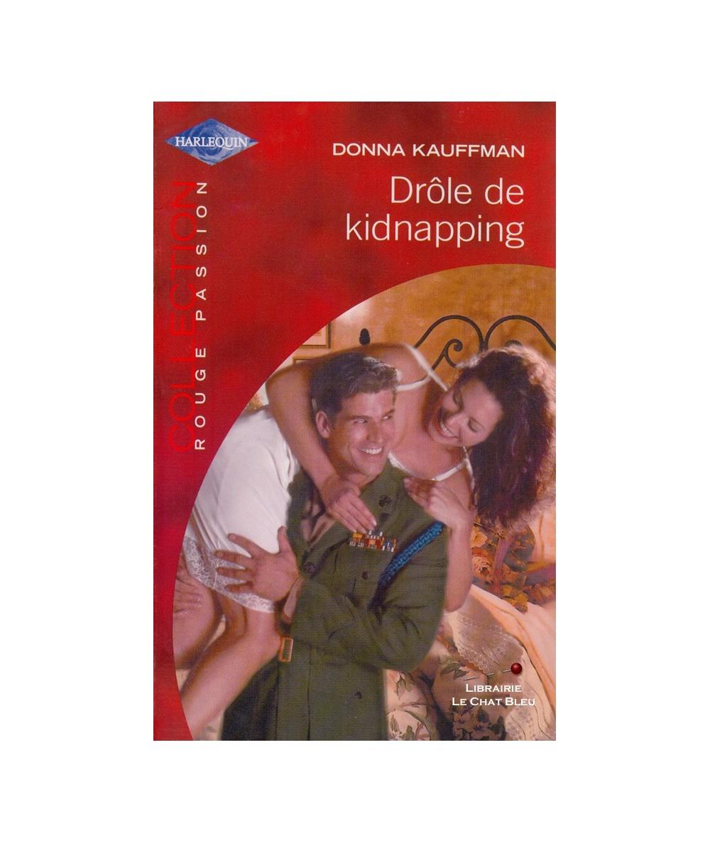 N° 1187 - Drôle de kidnapping (Donna Kauffman)