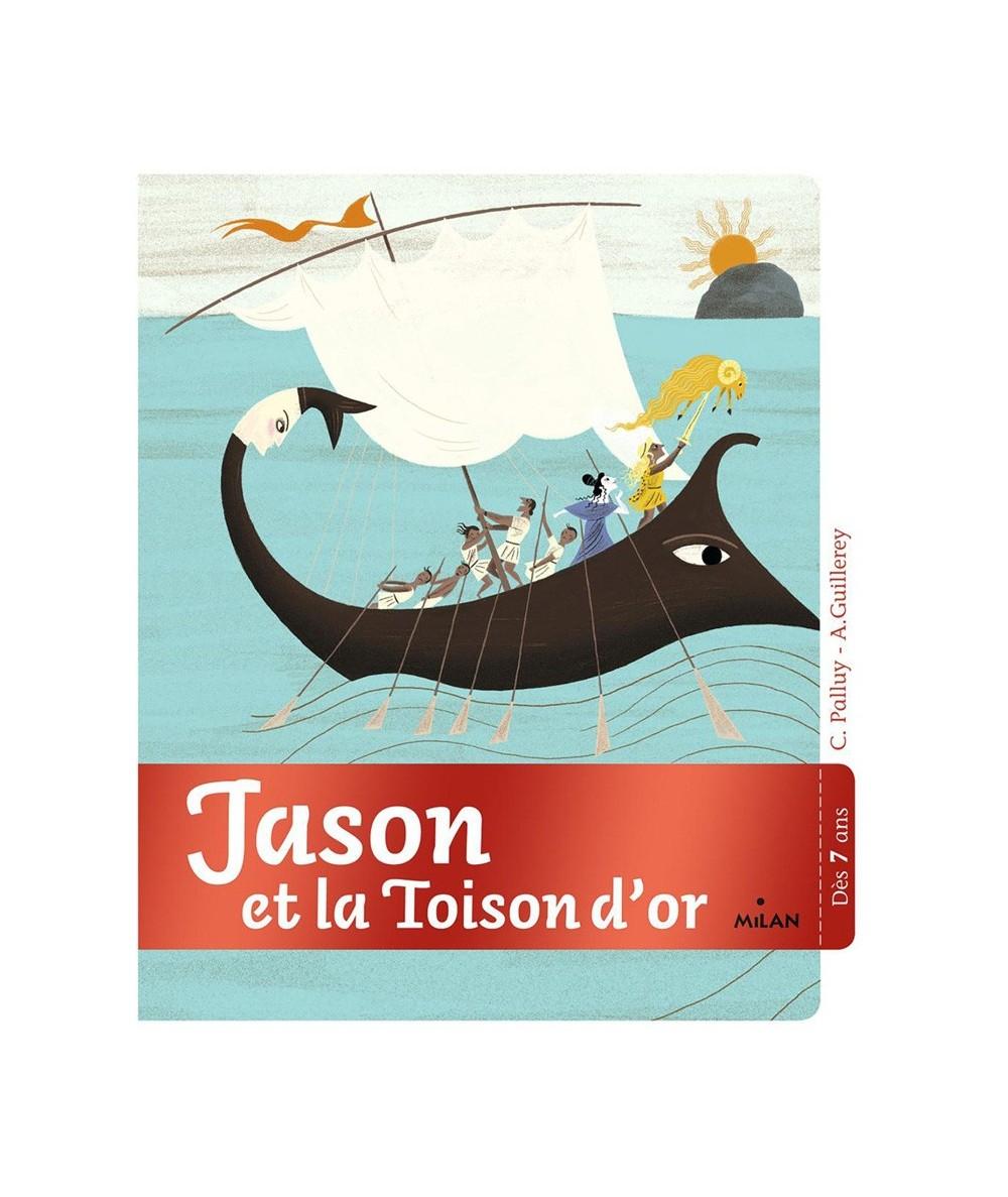 Jason et la Toison d'or (C. Palluy, A. Guillerey) - Le Coffre à histoires