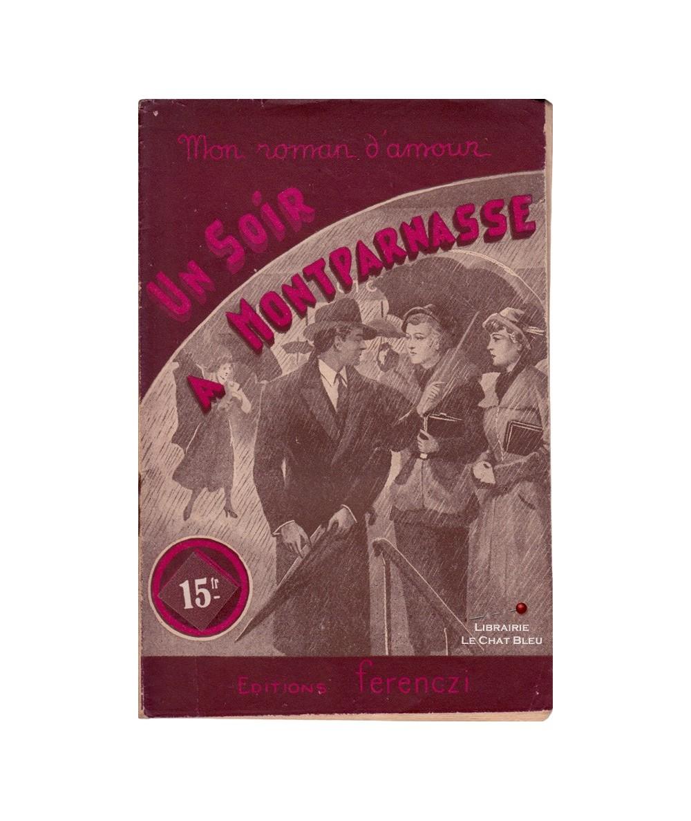 N° 133 - Un soir à Montparnasse (Paul François)