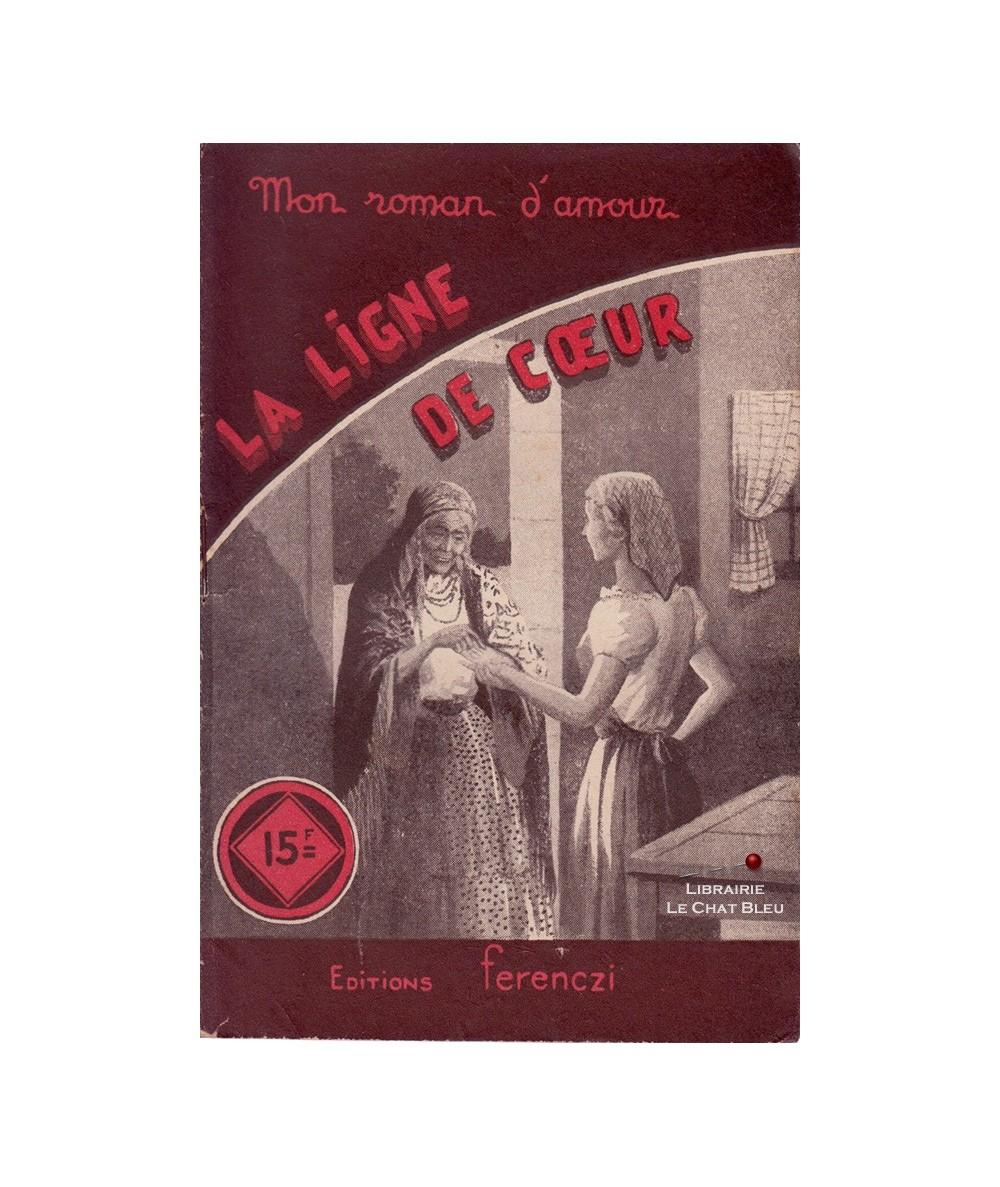 N° 266 - La ligne de coeur (Line Deberre)