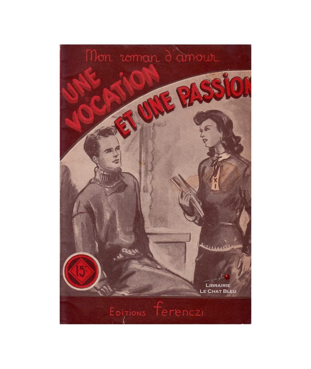 N° 379 - Une vocation et une passion (Claude Ruffin)