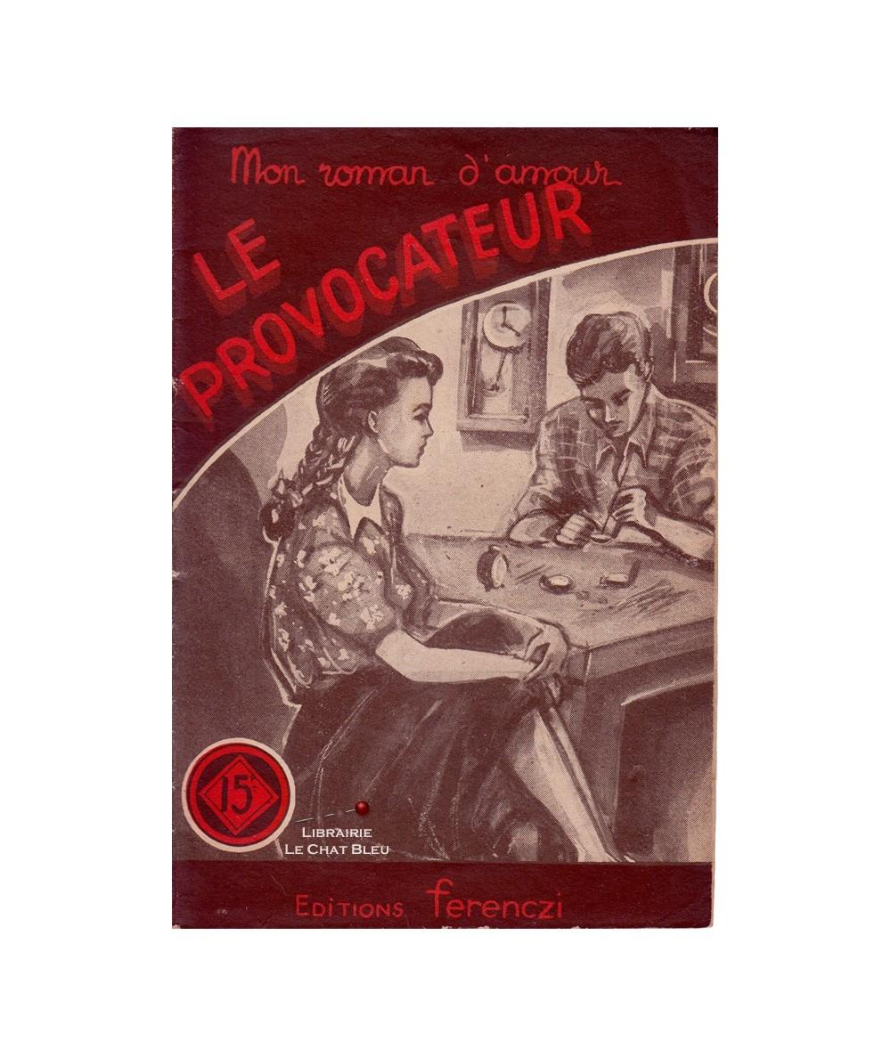 N° 405 - Le provocateur (Jean Laurent)