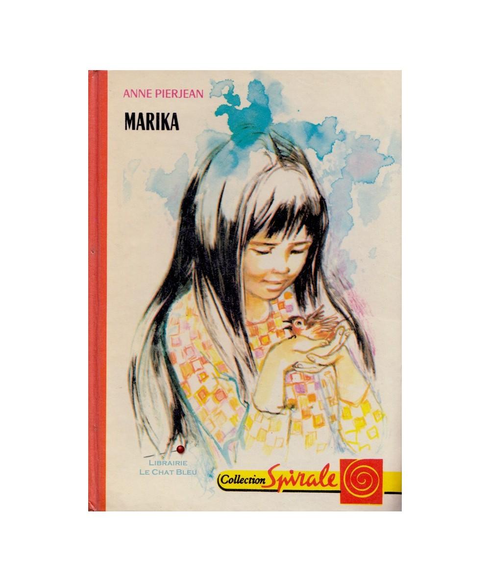 N° 3.503 - Marika (Anne Pierjean)