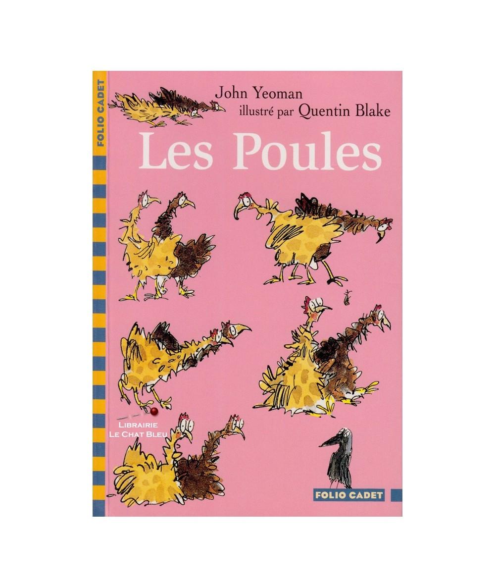 Folio Cadet N° 294 - Les Poules (John Yeoman)