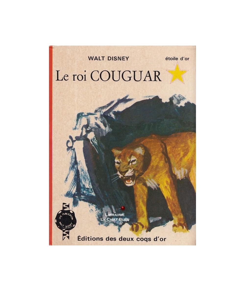 N° 14 - Le roi Couguar (R. Montgomery) - Walt Disney