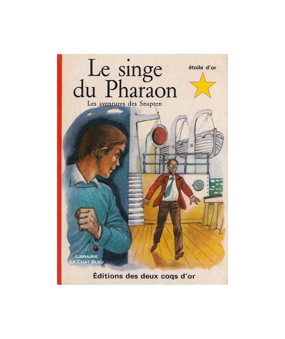 N° 78 - Le singe du Pharaon (Claude Appell) - Les aventures des Snapten