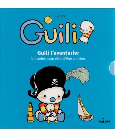 Coffret Guili l'aventurier : 3 histoires pour rêver d'être un héros