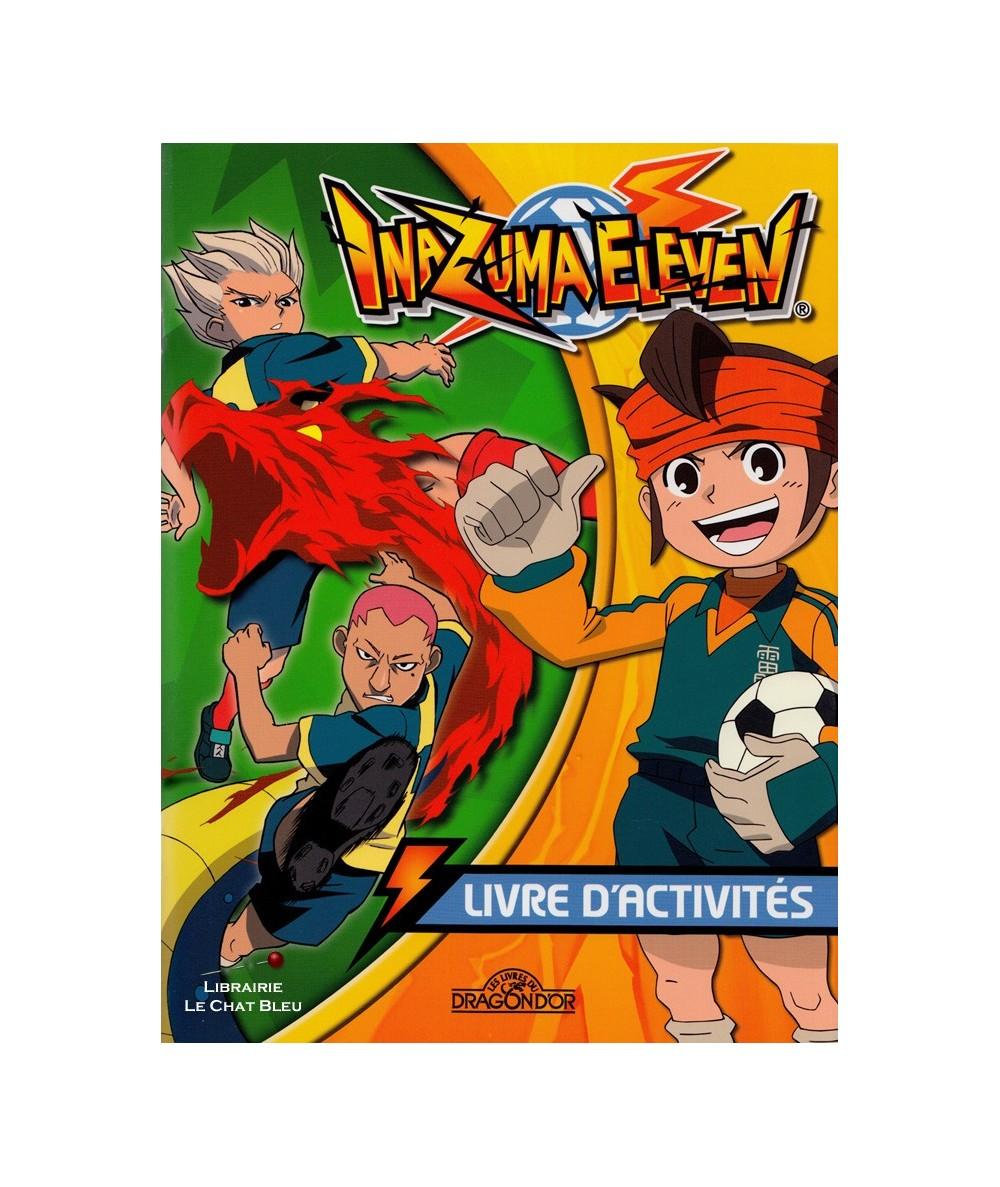 Inazuma Eleven : Livre d'activités