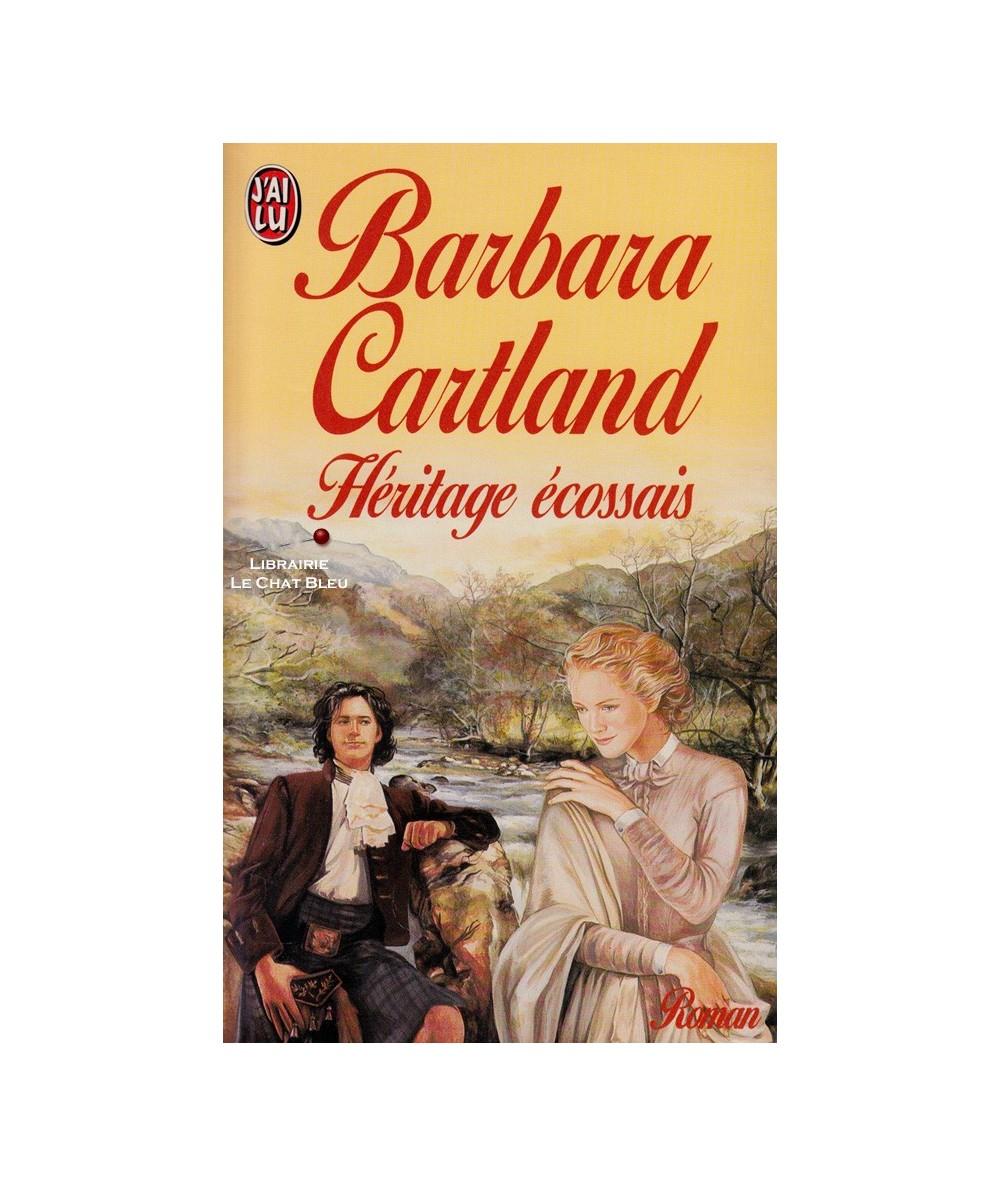 N° 4474 - Héritage écossais (Barbara Cartland)