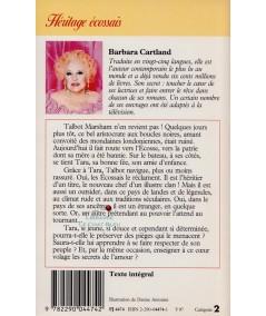Héritage écossais (Barbara Cartland) - J'ai lu N° 4474