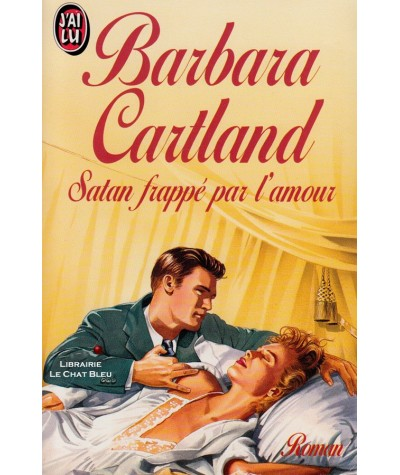 Satan frappé par l'amour (Barbara Cartland) - J'ai lu N° 3508