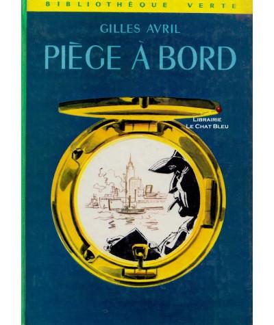 N° 351 - Piège à bord (Gilles Avril)