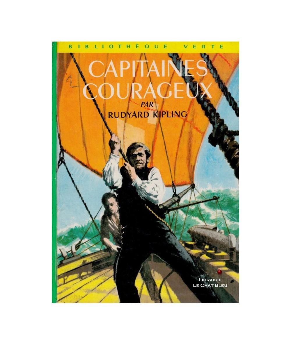 N° 65 - Capitaines Courageux (Rudyard Kipling)