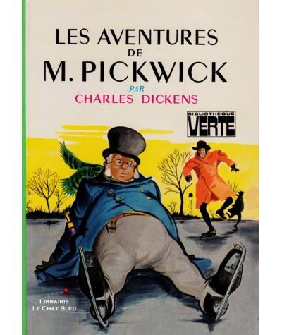Les aventures de M. Pickwick (Charles Dickens) - Bibliothèque Verte