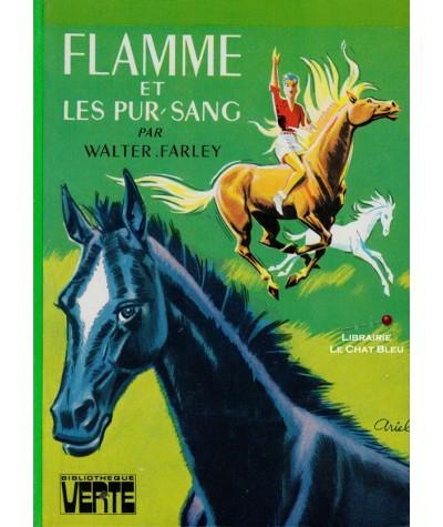 Flamme et les pur-sang (Walter Farley) - Bibliothèque Verte