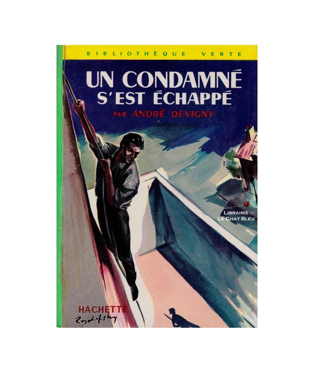 N° 39 - Un condamné s'est échappé (André Devigny)