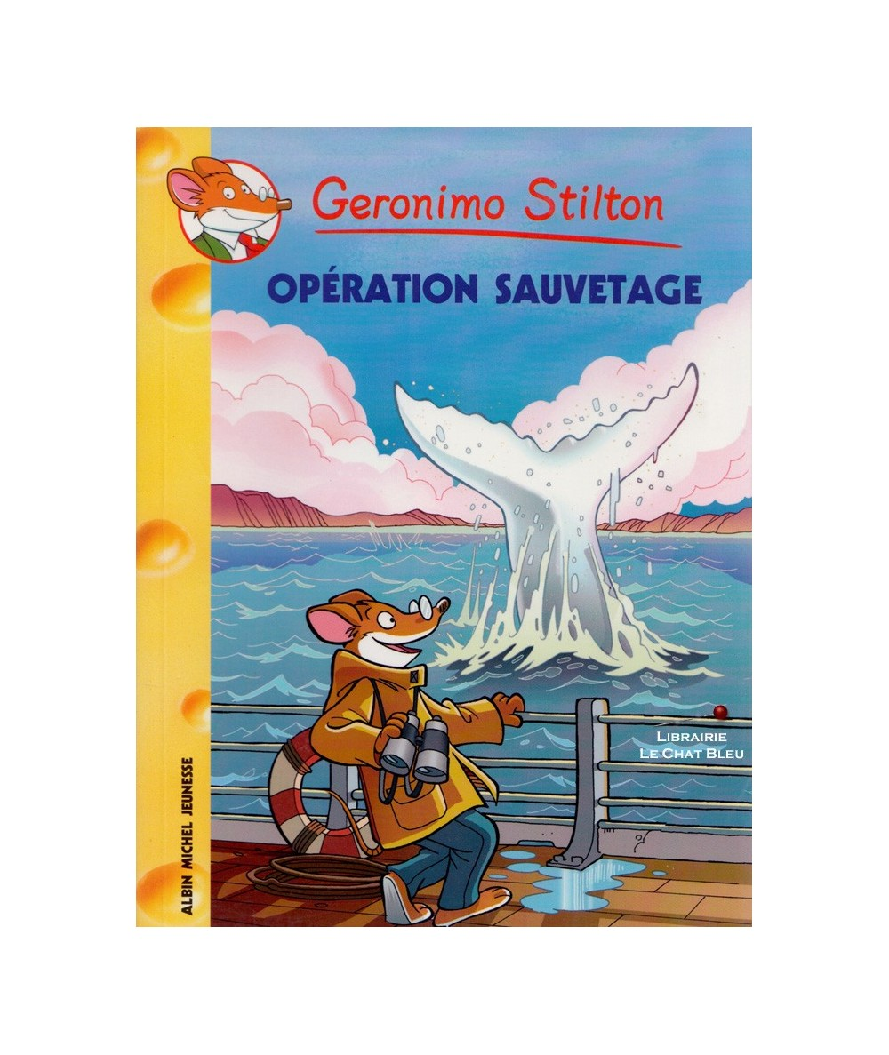 Geronimo Stilton T39 : Opération sauvetage