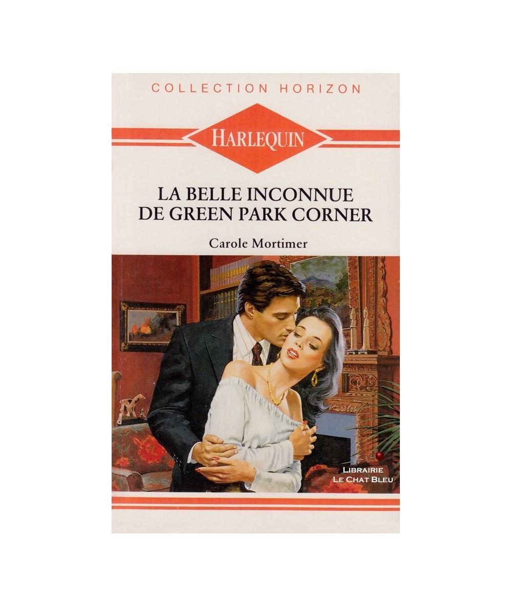 N° 741 - La belle inconnue de Green Park Corner (Carole Mortimer)